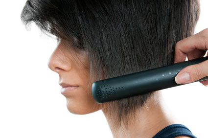 How to Straighten Short Hair