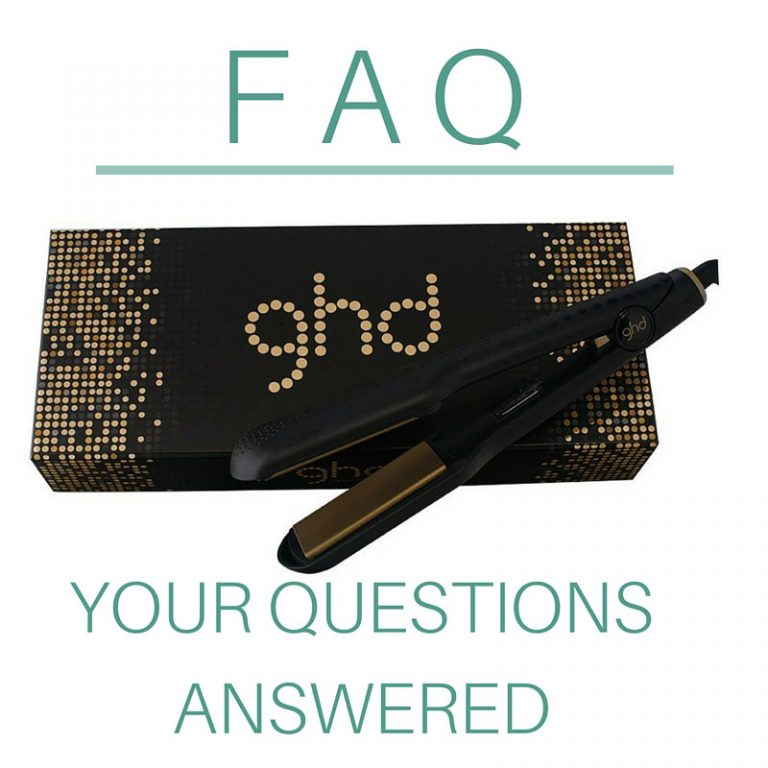 Everything You Wanted To Know About ghd Straighteners